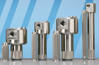 stainless steel filter housings and elements